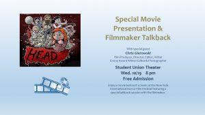 featuring Film Producer, Director, Editor, Writer, EMMY AWARD WINNER Editor, and Photographer Chris Glerowski!