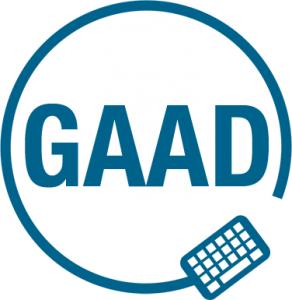GAAD logo