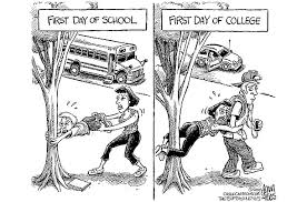 First year college parents