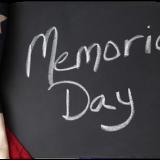 Memorial Day-May 25