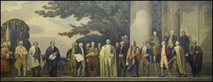 Faulkner Constitution Mural