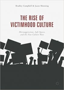 Cover art of The Rise of Victimhood Culture