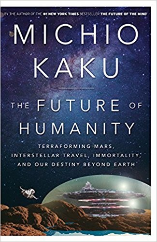 Cover art of The Future of Humanity
