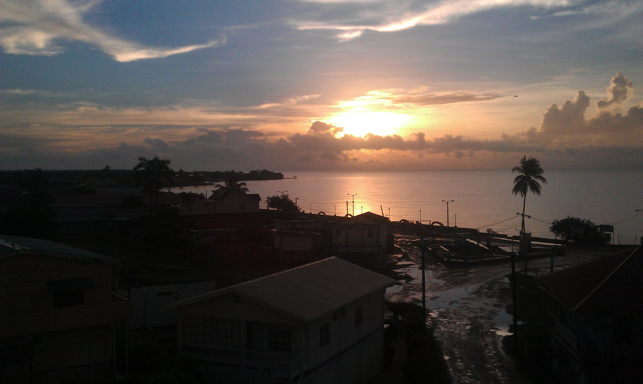 04 Corozal Sunrise
