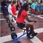 Tricycle Race