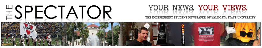 The Spectator - The independent student newspaper of Valdosta State University