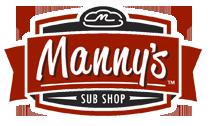manny's logo
