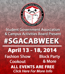 SGA CAB Week