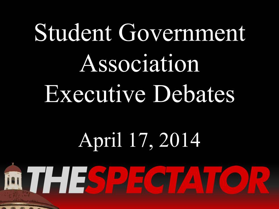 SGA debate slideshow