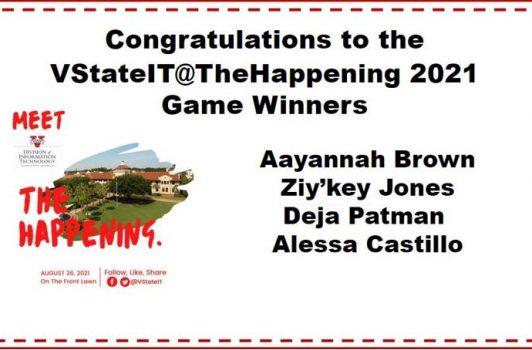 VStateIT@TheHappening 2021 Game Winners