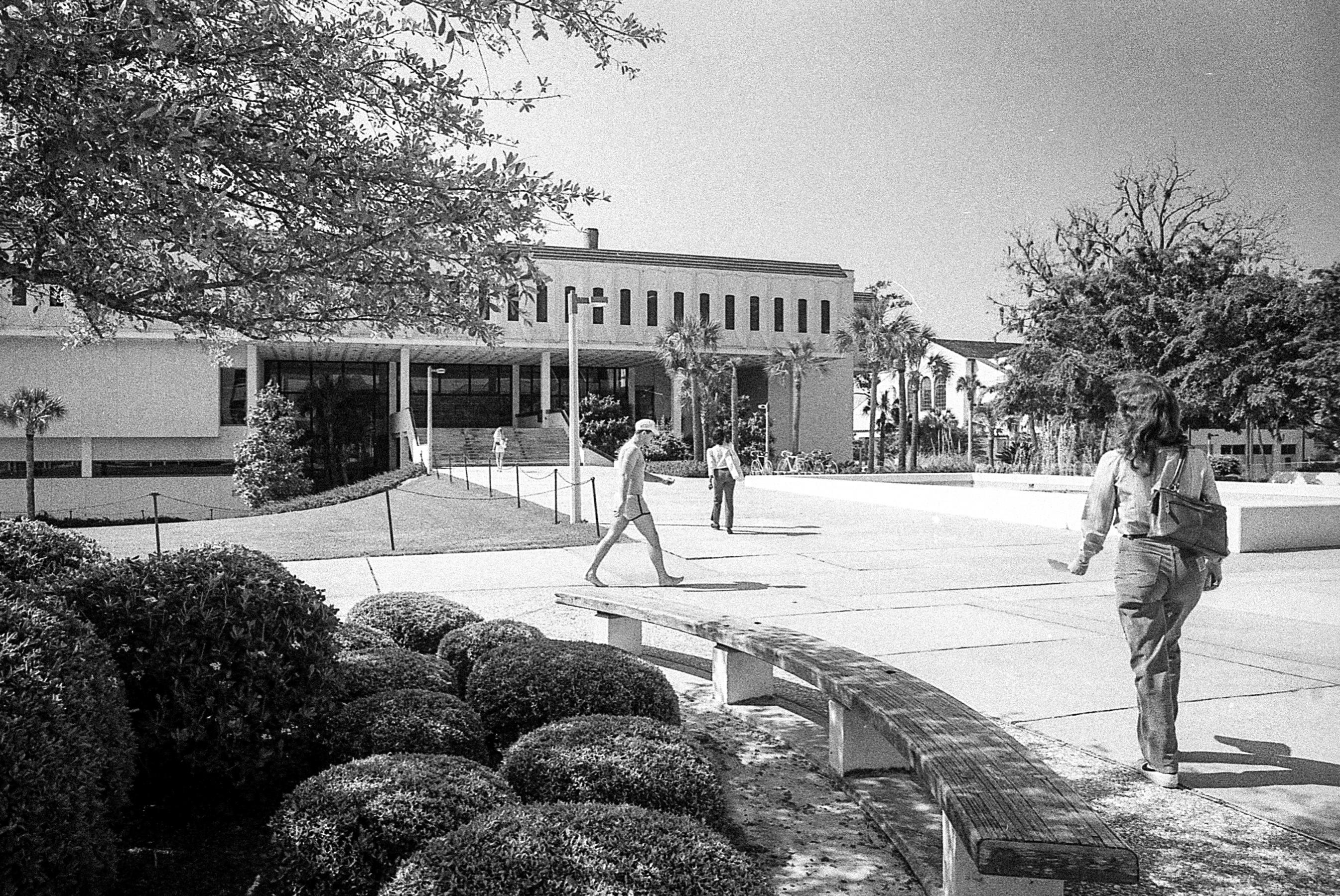 1982, Odum Library