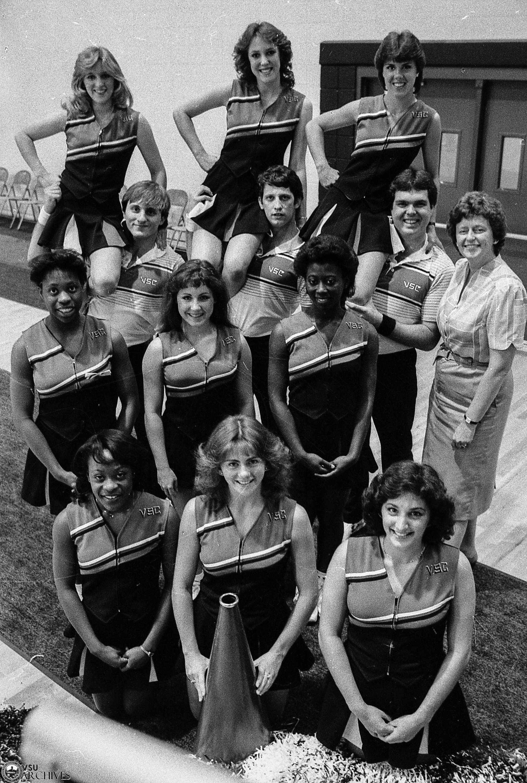 1982, Cheerleaders