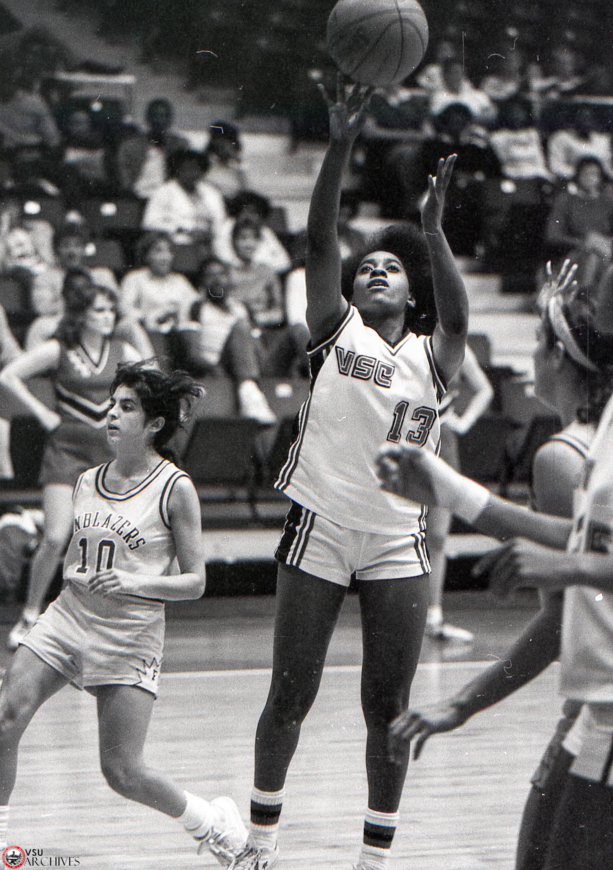 1984, Blazer Basketball