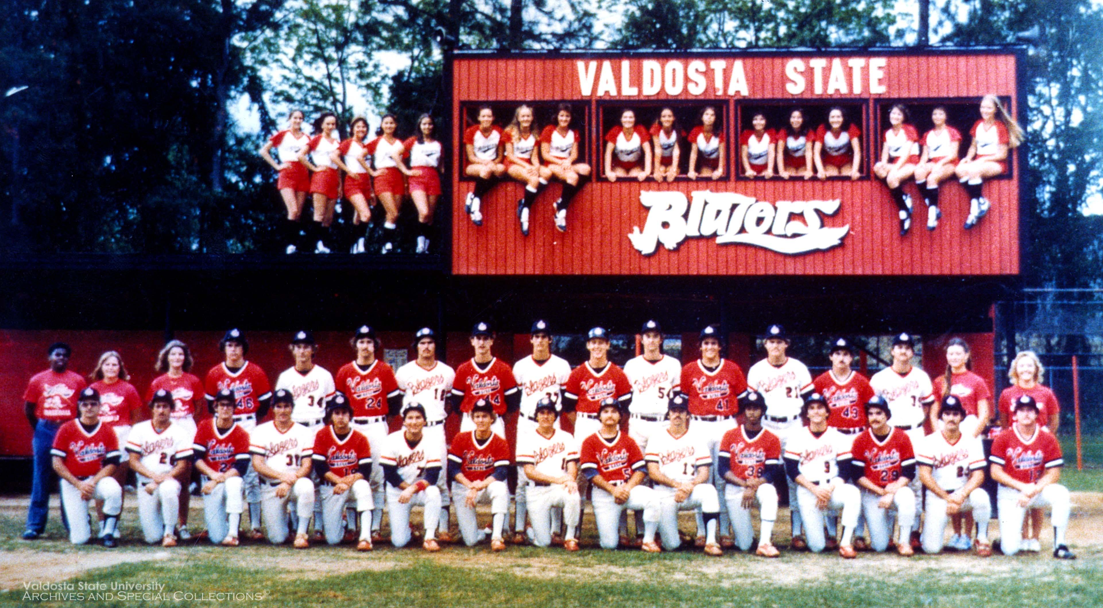 1979, Blazer Baseball National Championship Team