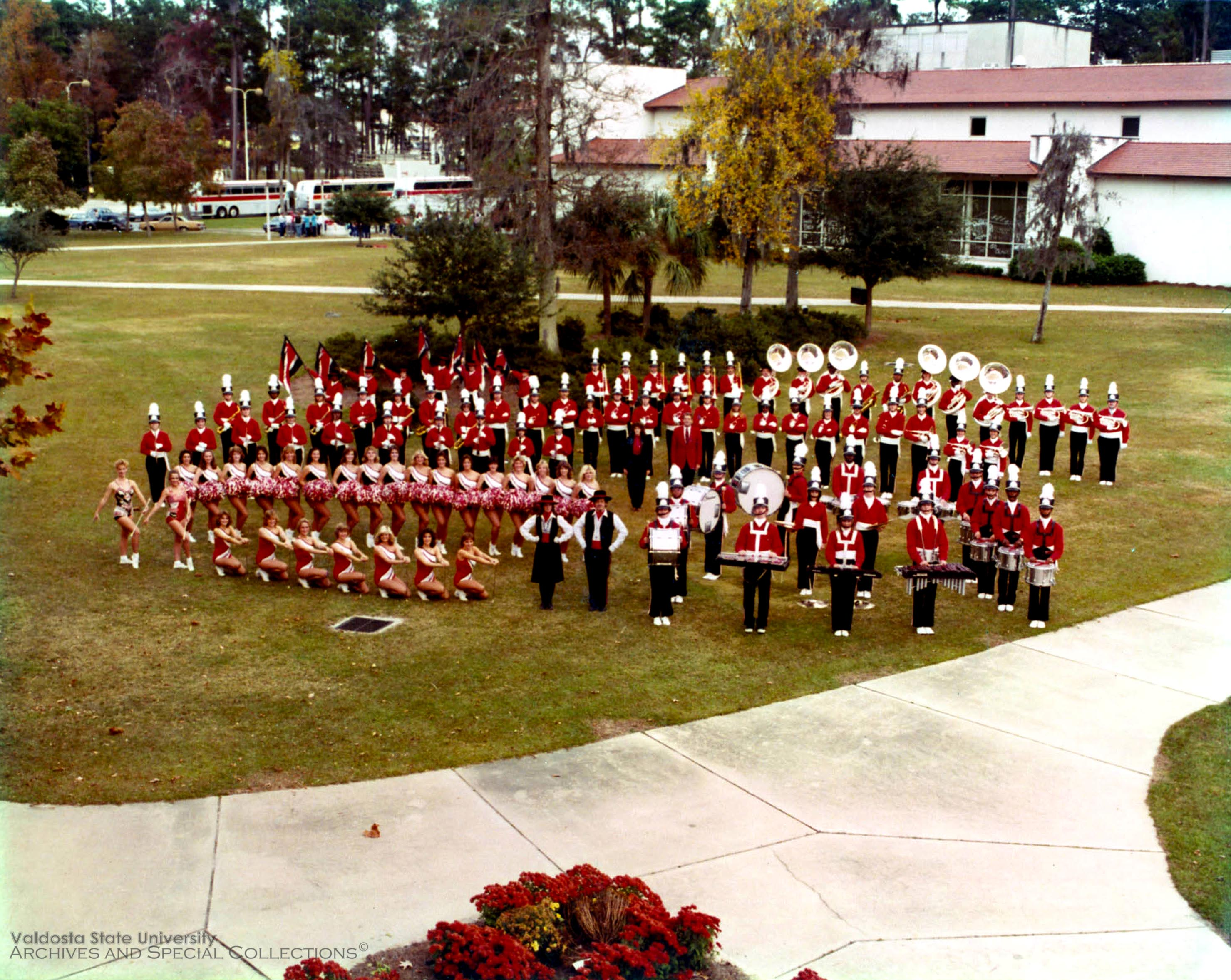 1983, The Blazin Brigade
