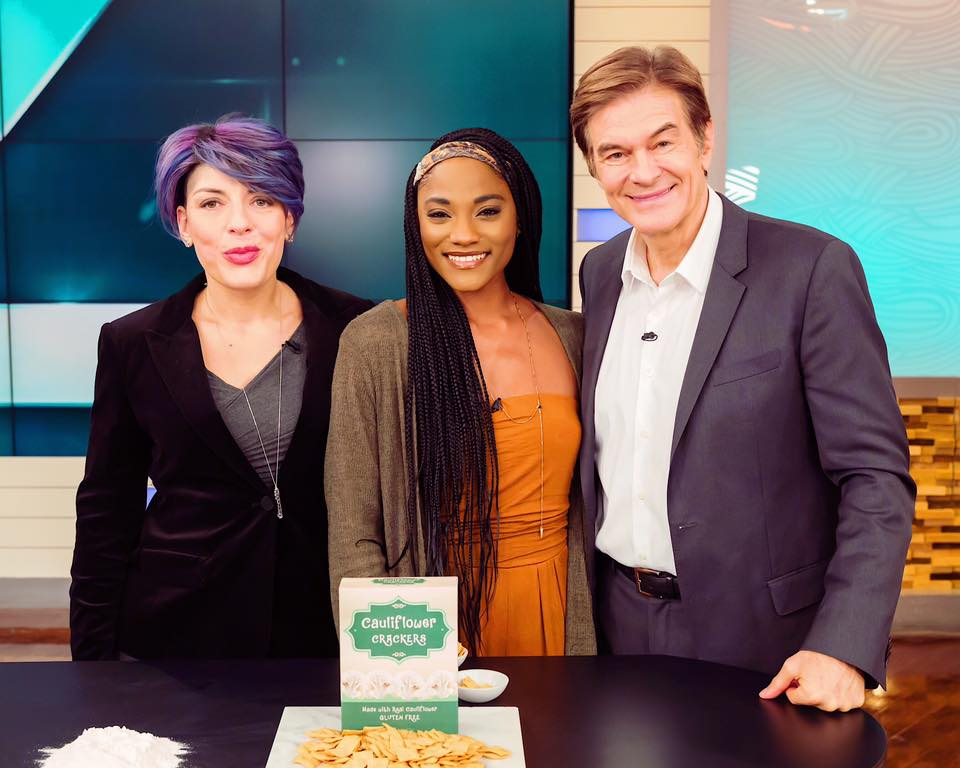 Tara Brown on the Dr. Oz Show